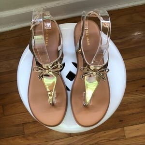 NWOT Cole Haan Findra Thong Sandals 8